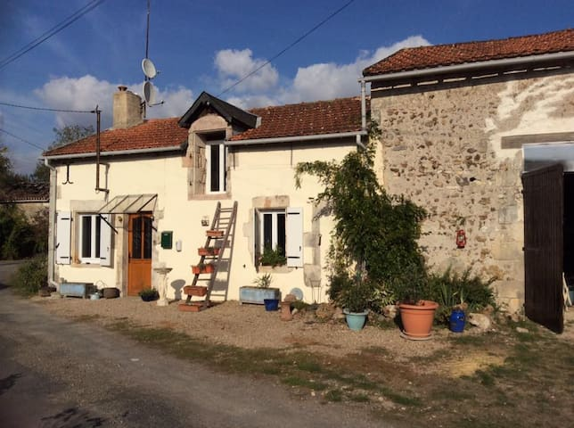 Lovely Rustic Gite in Rural France - Saint-Savin