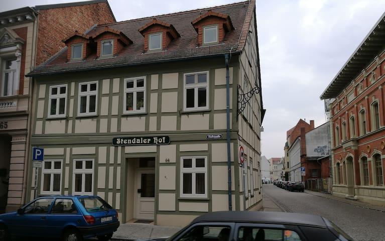 Pension Stendaler Hof - Stendal