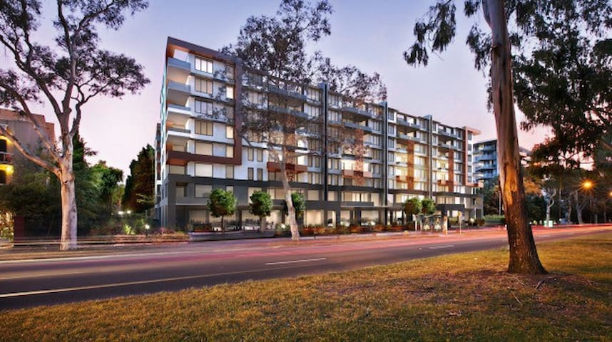 New 1 bedroom Apartment IQ Braddon - Braddon - Apartament