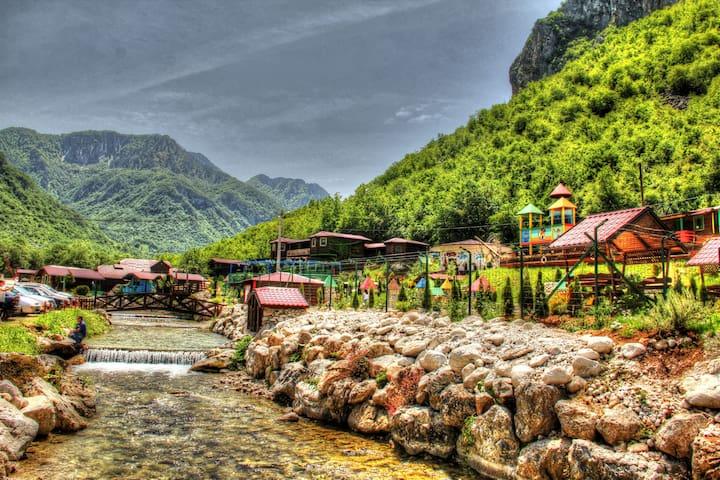 Raj u Raju - Comfy Bungalow for 2 - Idbar - Bungalow