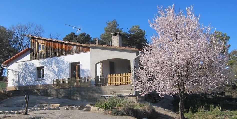 Relaxing Country Retreat El Bosquet - Sagàs - Haus
