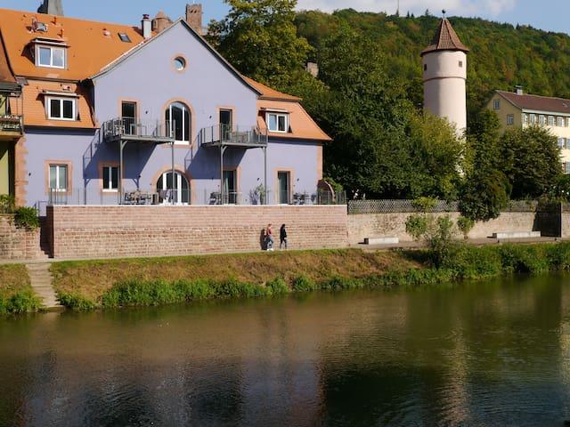 Tauberterrasse 2 - Wertheim - Leilighet