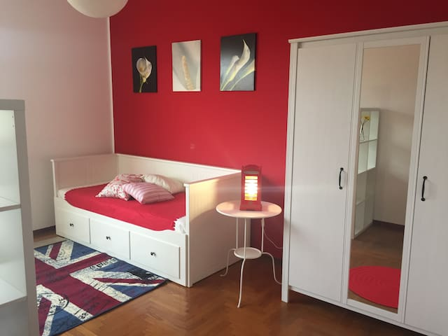 Cosy flat next to Milan, Switzerland and airports - Castellanza - Leilighet
