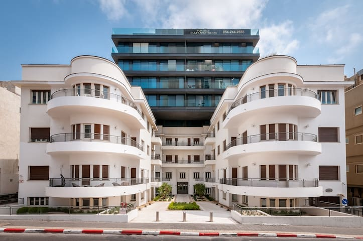 Magical flat front of beach HaYarkon street - Tel Aviv-Yafo - Appartement en résidence