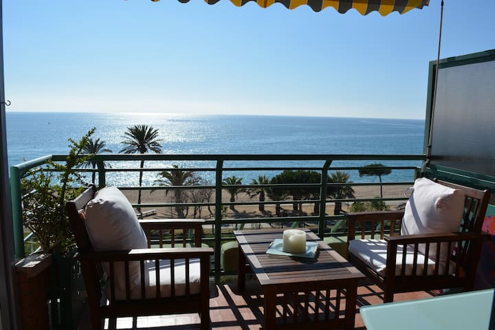 Apartamento frente al mar !! - Pineda de Mar - Departamento