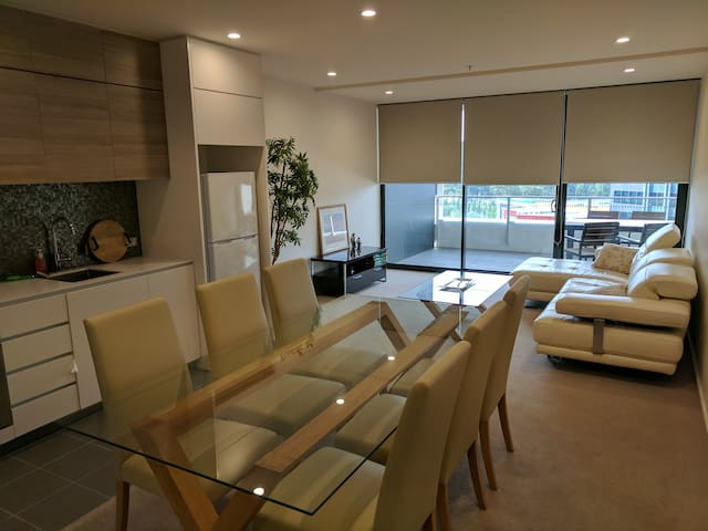 Brand new bright & spacious one bedroom in Civic - Canberra
