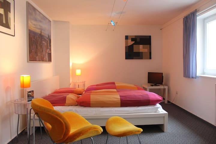 Ruhiges Ferienapartment Albeniz - Bamberg - Ev