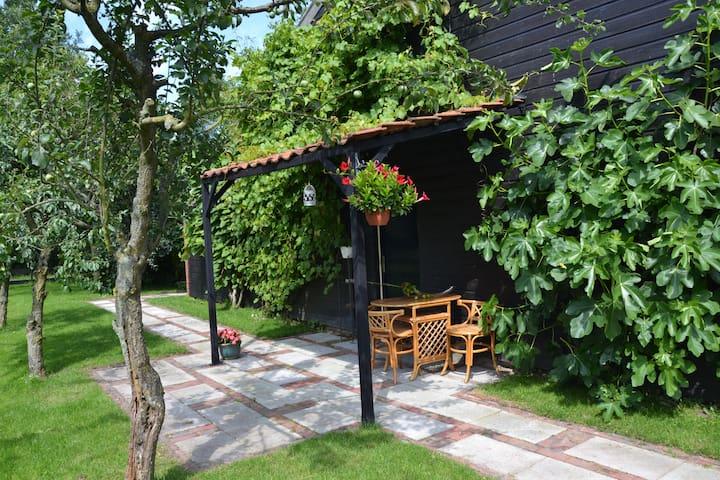 Stee en Stoetje - Appingedam - 家庭式旅館