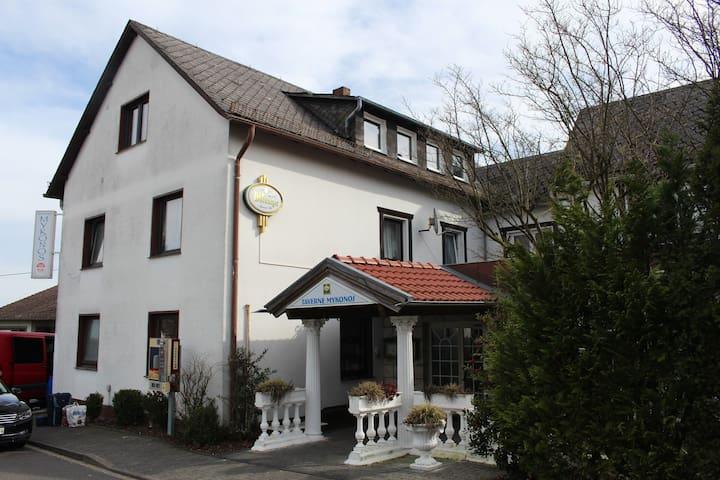 Große Ferienwohnung im Westerwald - Horhausen (Westerwald)