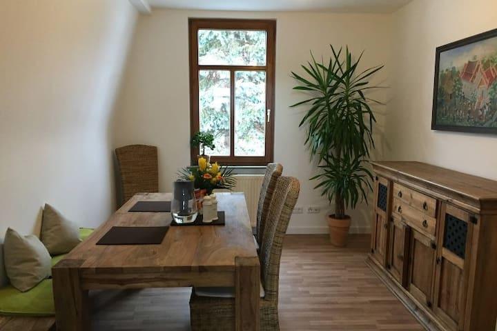 Zweistöckige Traumwohnung am Weinberg - Bensheim - Lägenhet