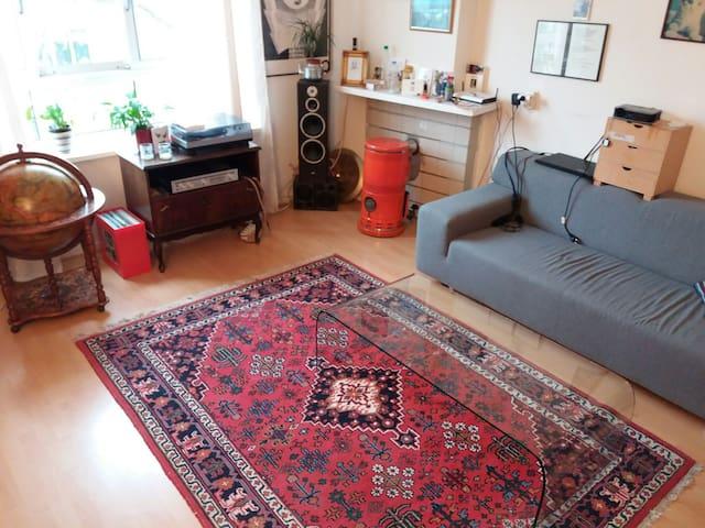 Big, cosy apartment close to the city centre - Utrecht - Departamento