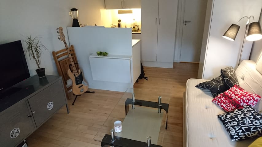 Cozy apartment close to Copenhagen - Hørsholm - Appartement