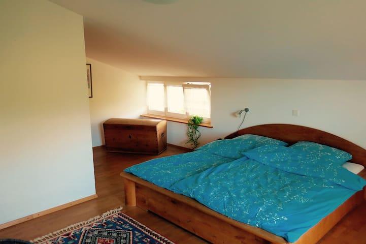 Zimmer in Haus mit Naturblick - Müllheim - Casa