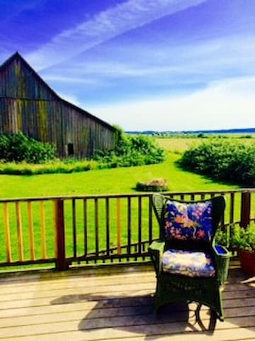 Snow Goose Guesthouse in the Skagit Valley - Mount Vernon