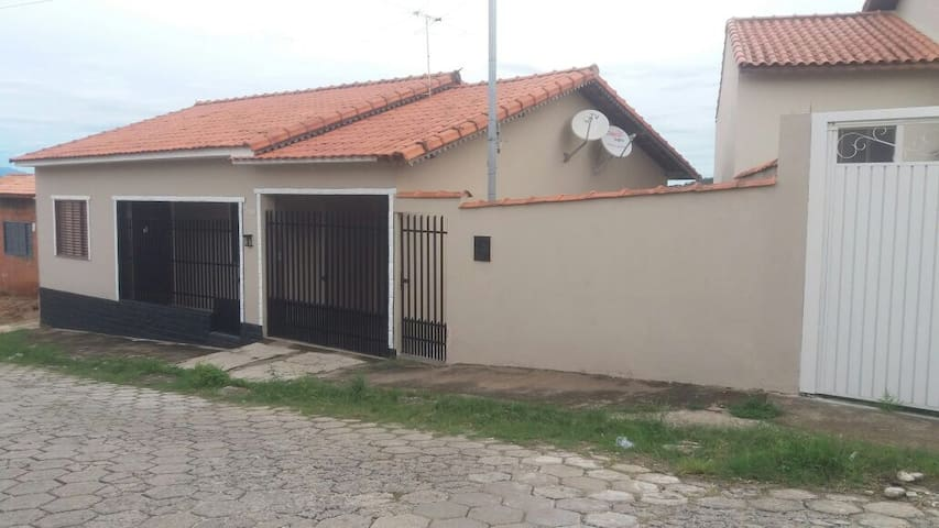 House with mountain view for 6 - São Lourenço