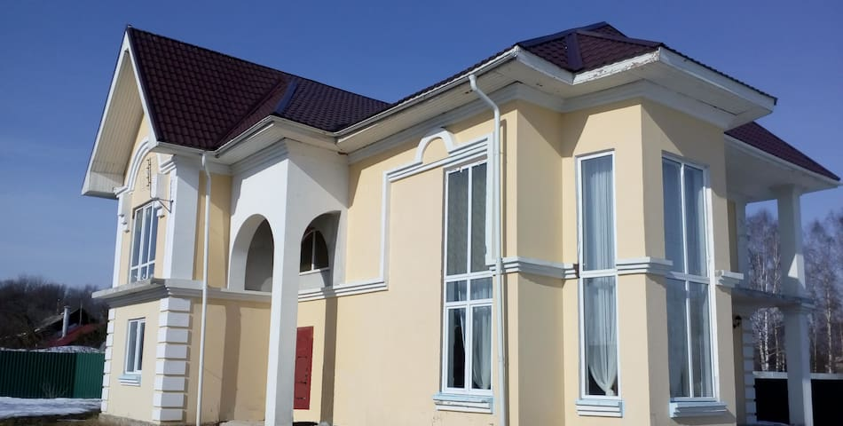Guest House near Istra lake - Alyokhnovo - Hus