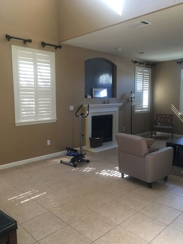 Room with private path in a house - Brentwood - Dom