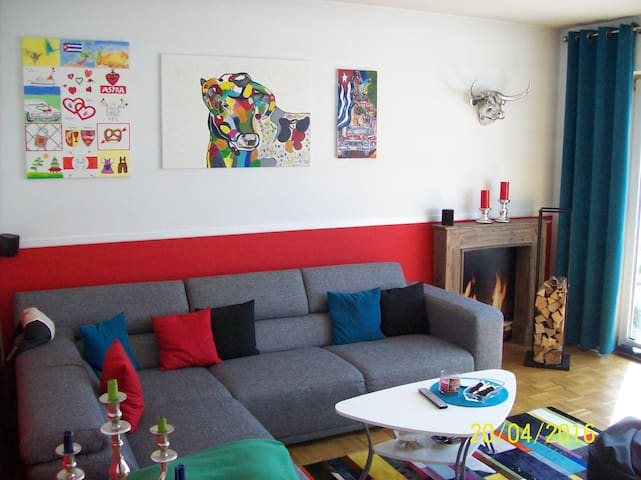 Casa de Bosch - Straubing - Lägenhet