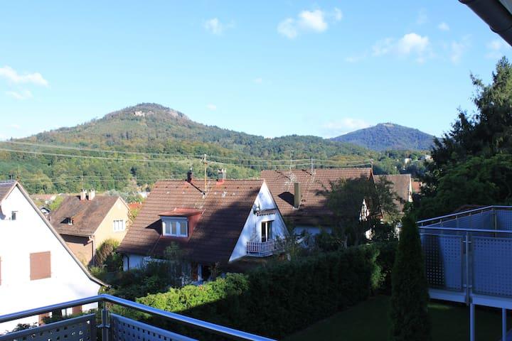 Haus am Eichwald - Baden-Baden - Casa
