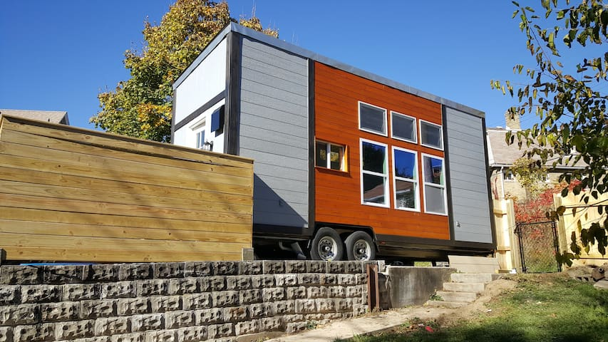 Pittsburgh's only Tiny House! - Pittsburgh - Casa