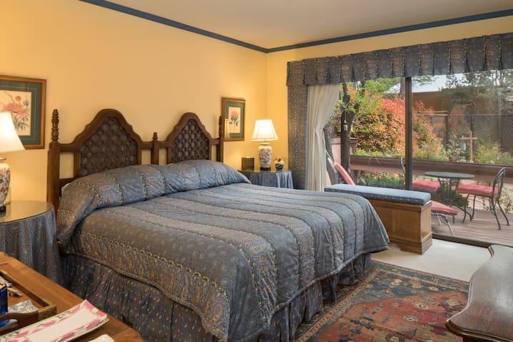 Lantern Light Inn - Blue Room - Sedona - Bed & Breakfast