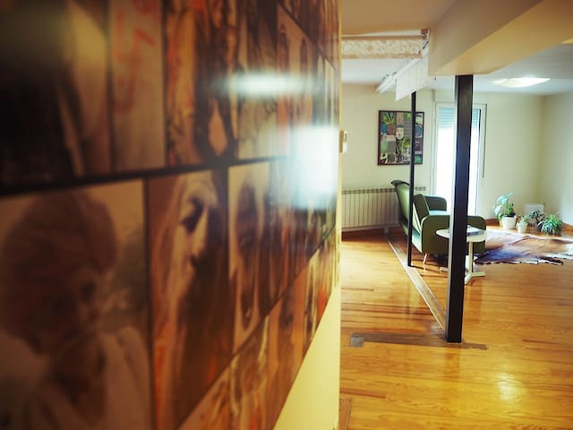 Great Loft in the heart of Pamplona - Old Town - Pamplona