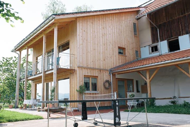be and be mit Weitblick und Herz 6 - Lütisburg - Hus