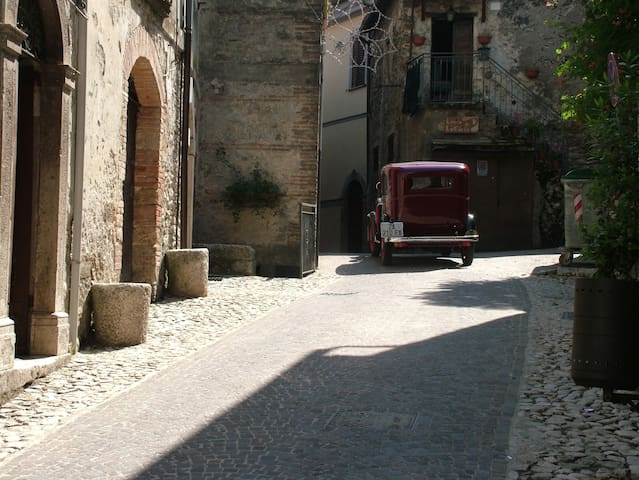 Casa Matilda - Castel Di Tora - Departamento