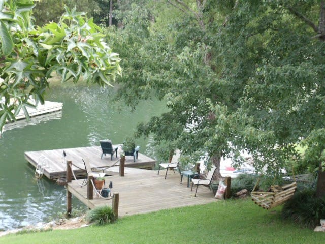 Lake Murray Lakefront with DOCK in protected Cove - Irmo - 一軒家