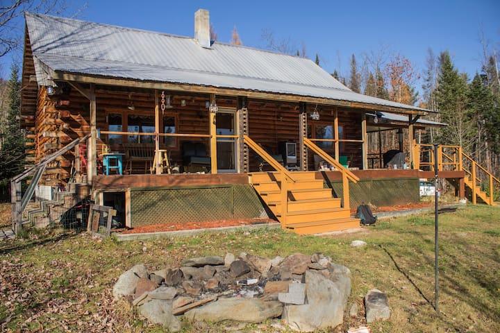 Littleton Log Cabin - Littleton - Hus