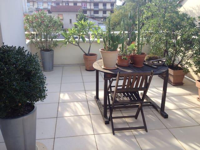Appartement chaleureux, confortable - Portes-lès-Valence - Wohnung