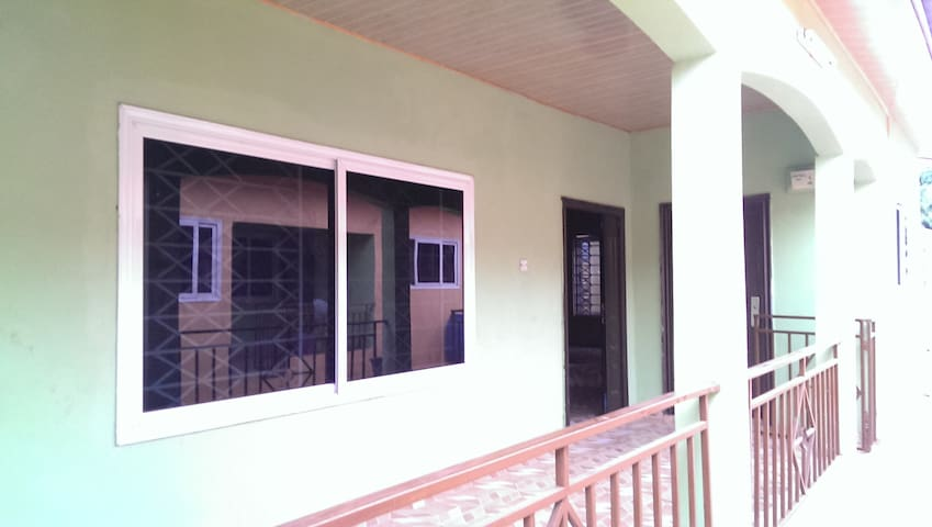 Guest Apartment in Accra / Adenta Frafraha - Adenta Municipality - Appartement