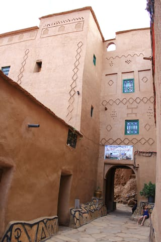 Guest house kasbahlallazahra todra - Tinghir - ゲストハウス
