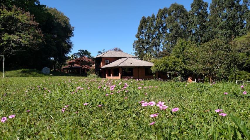 Quarto e Café da Manhã em meio a Natureza - Ivoti - Maison
