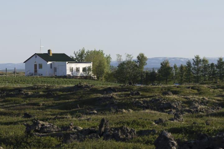 Geiteyjarstrønd 4 - Mývatn