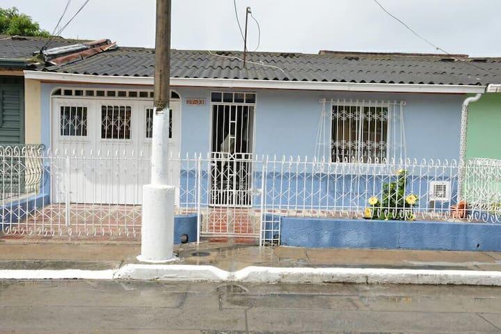 Inviting home/Casa familiar en Paloblanco, Buga - Guadalajara de Buga - House