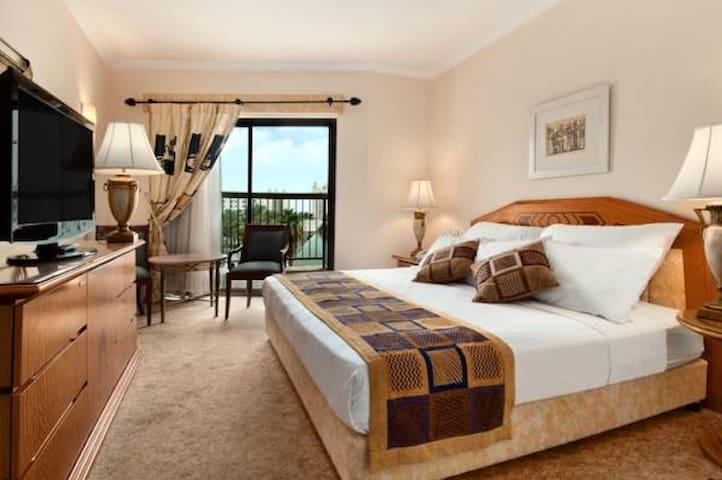 Hilton Eilat Queen Of Sheba Hotel - Eilat - Hotel boutique