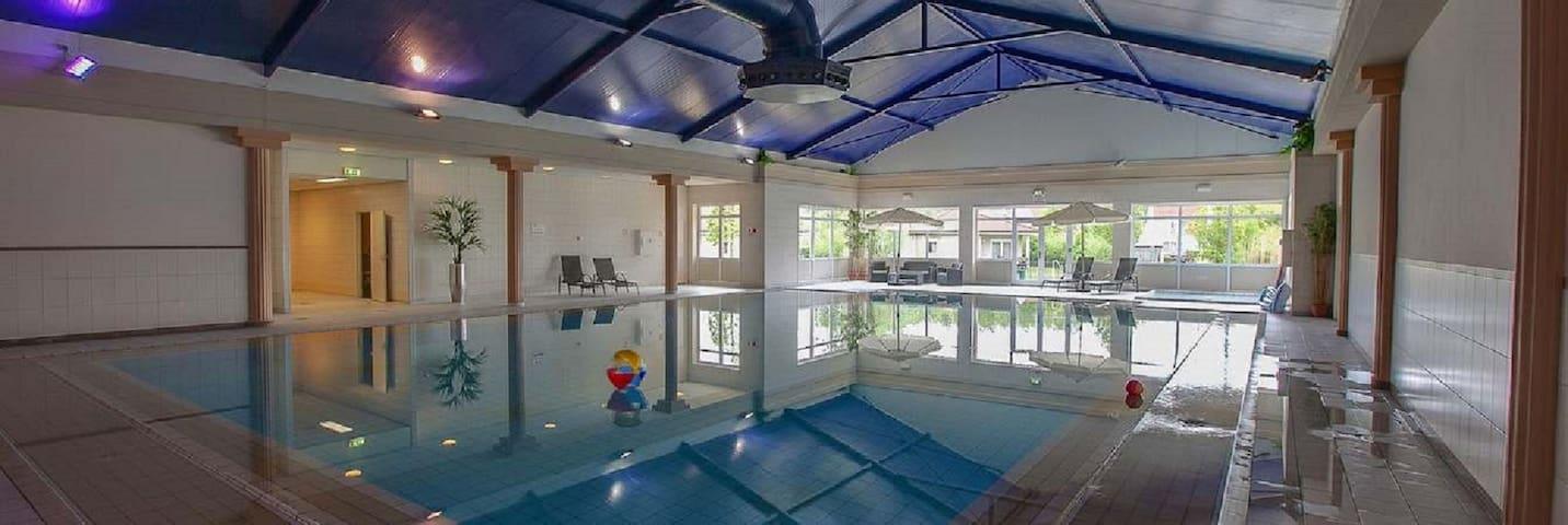 Private 3 bedroom Townhomes at Citta Romana Resort - Hellevoetsluis - Townhouse