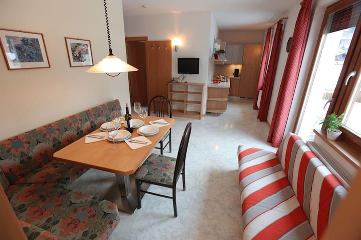 Residence Margareth***- Drei-Raum-Appartement - Sand in Taufers - Mobilyalı daire