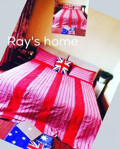Ray's home住在美领馆旁,接近九眼桥吃喝玩,3-10分钟到地铁站,安逸的房间 - Chengdu