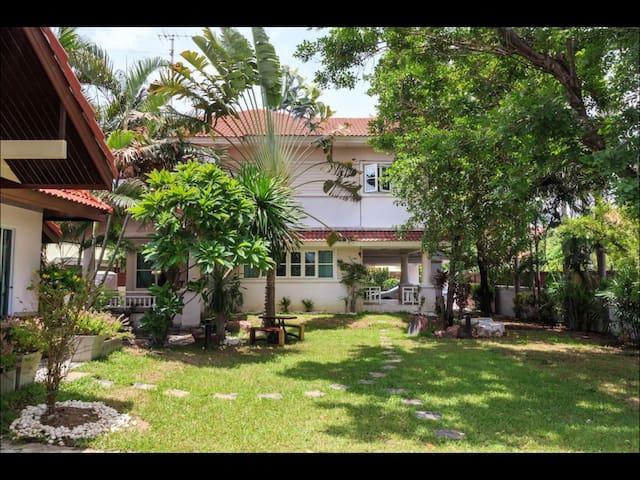 Serene Home-2nd Fl Private Room - Pak Kret - Casa