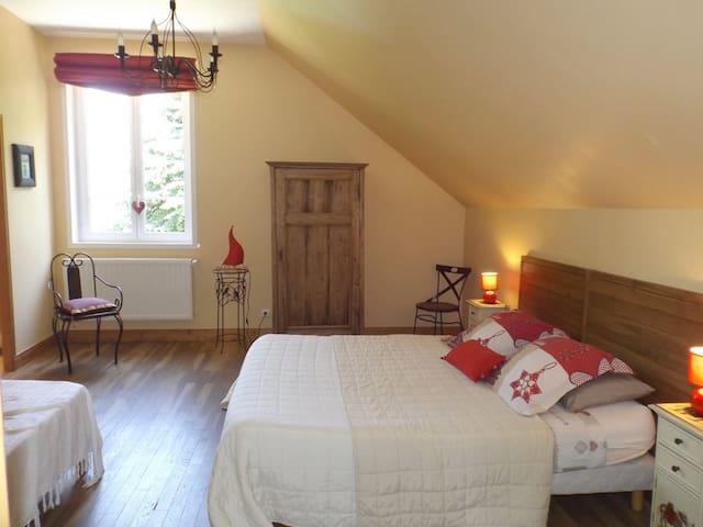 Chambres d'hôtes de charme à Dury - Dury - Hospedaria