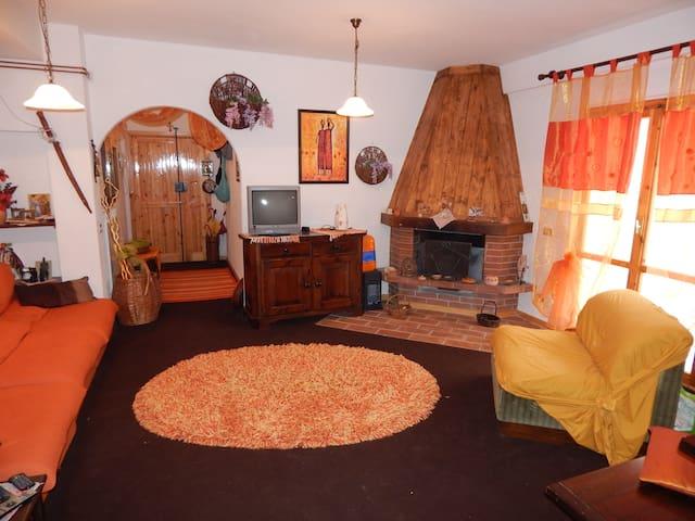 appartamento nel Parco dei Monti Sibillni - Ussita - Appartement