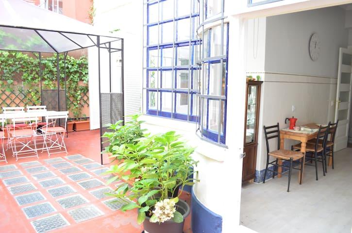 Precioso piso con terraza en centro - A Coruña