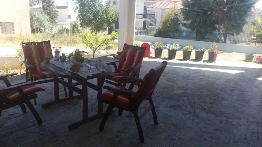RENT HOUSE IN Kiato KORINTHIAS - Korinthia - Casa