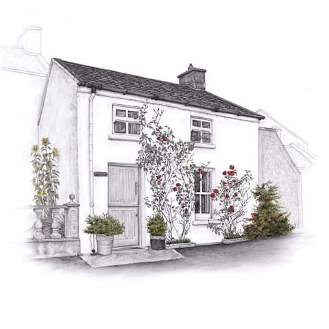 Luisin Cottage - Carlingford - Maison