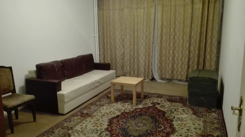 Cheap large room for2 - good public transport area - Budapest - Bed & Breakfast