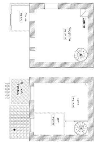 casa indipendente - Sant'Angelo In Formis