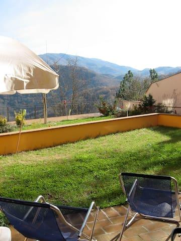 Casa Clementi - Appartamento Paola - Rocca Sinibalda - Leilighet