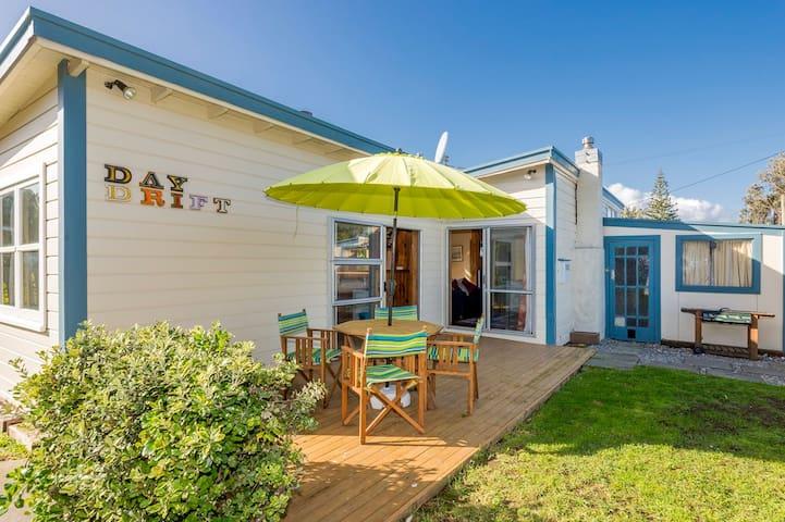 Daydrift Cottage, Rangiuru on Sea - Otaki Beach - Maison